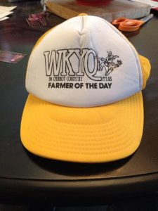 farmer of the day cap