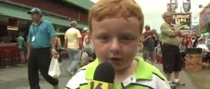 five year old tv star