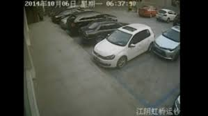 worst driver in china
