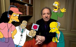 harry shearer simpsons