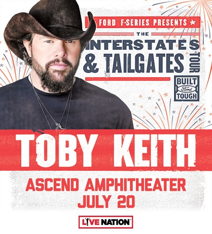 TOBY KEITH IN NASHVILLE!